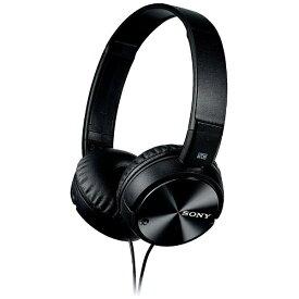 ソニー SONY ヘッドホン MDR-ZX110NC [φ3.5mm ミニプラグ /ノイズキャンセリング対応][MDRZX110NC]