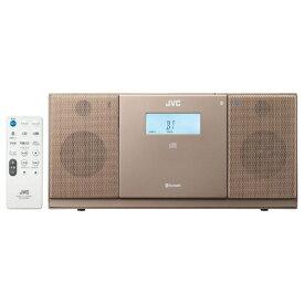 JVC ジェイブイシー CDラジオ NX-PB30 ブラウン [Bluetooth対応 /ワイドFM対応][NXPB30T]