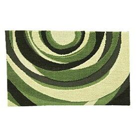 スミノエ SUMINOE 玄関マット JVM-402(45×75cm/モスグリーン)[JVM40245X75]