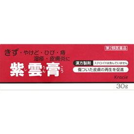 【第2類医薬品】 クラシエ紫雲膏(30g)【wtmedi】クラシエ Kracie