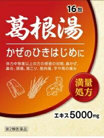 【第2類医薬品】 葛根湯エキス顆粒(16包)〔漢方薬〕【wtmedi】北日本製薬