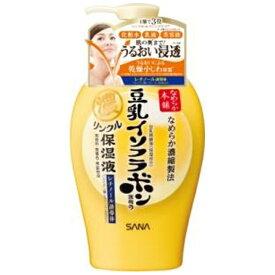 常盤薬品 SANA(サナ)なめらか本舗 豆乳イソフラボン含有の濃リンクル保湿液 230ml【wtcool】