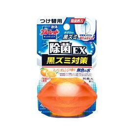 小林製薬 Kobayashi 液体ブルーレットおくだけ 除菌EX スーパーオレンジの香り 無色の水 つめかえ用〔トイレ用洗剤〕【rb_pcp】