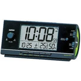 セイコー SEIKO 電波目覚まし時計 NR534K(黒)[NR534K]