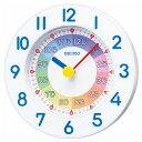 セイコー 知育掛け時計 KX619W