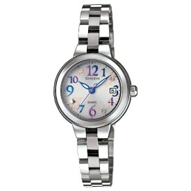 カシオ CASIO [ソーラー時計]シーン(SHEEN) 「Fresh Colors Series」 SHE-4506SBD-7A2JF[SHE4506SBD7A2JF]