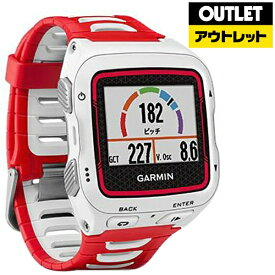 GARMIN ガーミン 【アウトレット品】正規品 GPSマルチスポーツウォッチ ForeAthlete920XTJ ホワイトレッド 117433