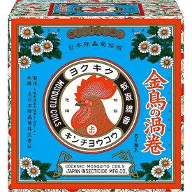 金鳥の渦巻K 50巻入〔蚊取り線香〕大日本除虫菊 KINCHO