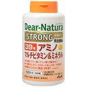 アサヒグループ食品 Asahi Group Foods Dear-Natura(ディアナチュラ) ストロング 39種アミノマルチビタミン&ミ…