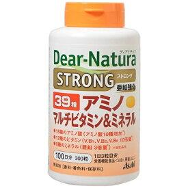アサヒグループ食品 Asahi Group Foods Dear-Natura(ディアナチュラ) ストロング 39種アミノマルチビタミン&ミネラル(300粒)〔栄養補助食品〕【rb_pcp】