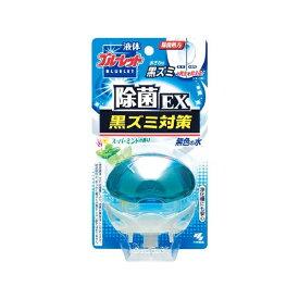 小林製薬 Kobayashi 液体ブルーレットおくだけ 除菌EX スーパーミントの香り 無色の水 本体〔トイレ用洗剤〕【wtnup】