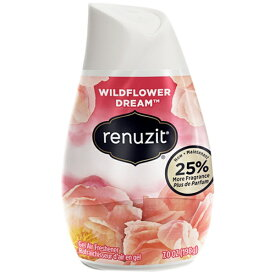 DIAL ダイアル renuzit(リナジット)リナジットエアーフレッシュナー ワイルドフラワーメドー〔消臭剤・芳香剤〕【wtnup】