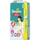 P&G ピーアンドジー 【パンツ】Pampers(パンパース)さらさらケア ウルトラジャンボ Lサイズ(9kg-14kg) 58枚〔おむつ〕【wtbaby】
