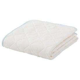 フランスベッド FRANCEBED 【ベッドパッド】モイスケアメッシュパッド セミシングルサイズ(85×195cm/ホワイト) フランスベッド