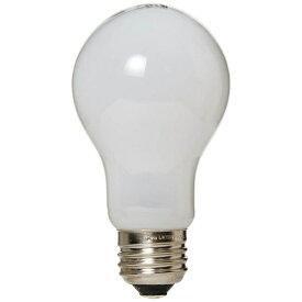 ヤザワ YAZAWA LW100V40WWL シリカ電球 長寿命 ホワイト [E26 /電球色 /1個 /一般電球形][LW100V40WWL]