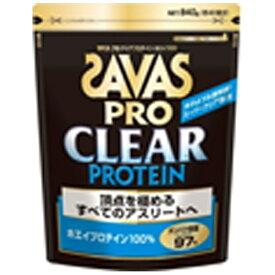 明治 meiji SAVAS PRO クリアプロテイン 40食[CJ1308]