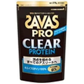 明治 meiji SAVAS PRO クリアプロテイン 18食[CJ1306]