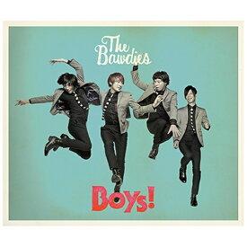 ビクターエンタテインメント Victor Entertainment THE BAWDIES/Boys! 初回限定盤 【CD】