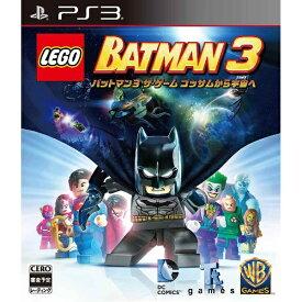 ワーナーブラザースジャパン Warner Bros. LEGO(R) バットマン3 ザ・ゲーム ゴッサムから宇宙へ【PS3ゲームソフト】