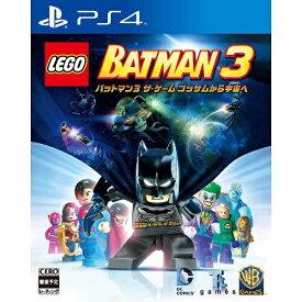 ワーナーブラザースジャパン Warner Bros. LEGO(R) バットマン3 ザ・ゲーム ゴッサムから宇宙へ【PS4ゲームソフト】