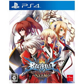 アークシステムワークス ARC SYSTEM WORKS BLAZBLUE CHRONOPHANTASMA EXTEND【PS4ゲームソフト】
