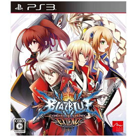 アークシステムワークス ARC SYSTEM WORKS BLAZBLUE CHRONOPHANTASMA EXTEND【PS3ゲームソフト】