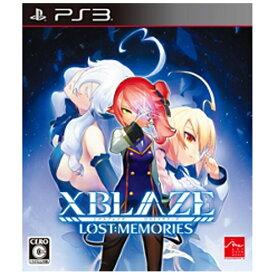 アークシステムワークス ARC SYSTEM WORKS XBLAZE LOST:MEMORIES【PS3ゲームソフト】