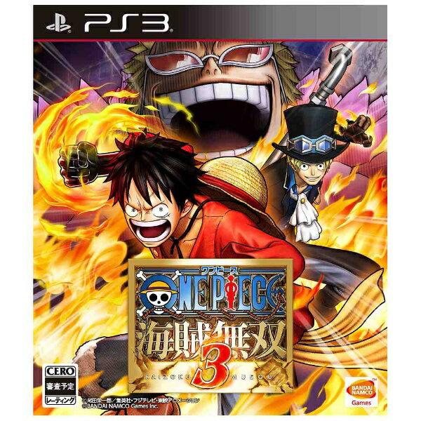 バンダイナムコエンターテインメント ワンピース 海賊無双3【PS3ゲームソフト】