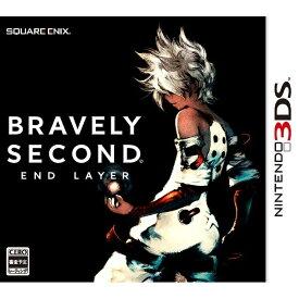 スクウェアエニックス SQUARE ENIX ブレイブリーセカンド【3DSゲームソフト】