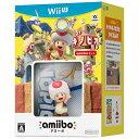 任天堂 Nintendo 進め!キノピオ隊長 amiiboセット【Wii Uゲームソフト】