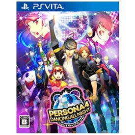 アトラス ペルソナ4 ダンシング・オールナイト【PS Vitaゲームソフト】