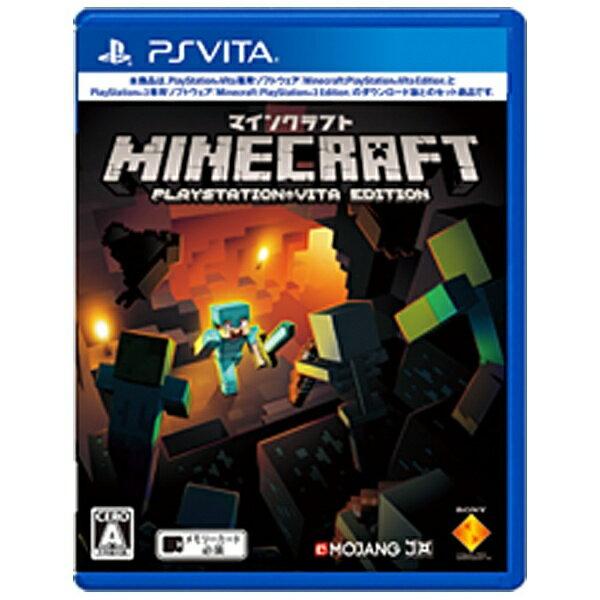 ソニーインタラクティブエンタテインメント Minecraft: PlayStation Vita Edition【PS Vitaゲームソフト】[MINECRAFT:PSVITAEDIT]