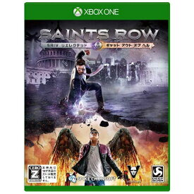 スパイクチュンソフト Spike Chunsoft セインツロウ IV リエレクテッド【Xbox Oneゲームソフト】