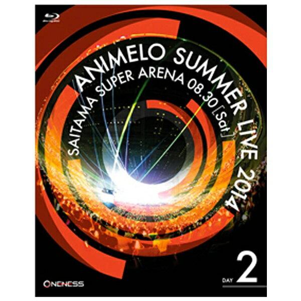 ランティス Animelo Summer Live 2014 -ONENESS- 8.30 【ブルーレイ ソフト】