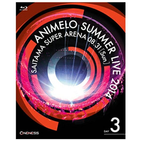 ランティス Animelo Summer Live 2014 -ONENESS- 8.31 【ブルーレイ ソフト】