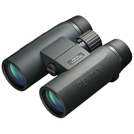 ペンタックス PENTAX 8倍双眼鏡「Sシリーズ」SD 8×42 WP(グリーン)[SD8X42WP]