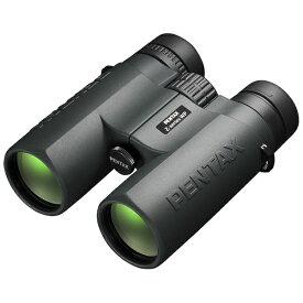 ペンタックス PENTAX 8倍双眼鏡「Zシリーズ」ZD 8×43 WP(グリーン)[ZD8X43WP]