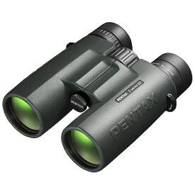 ペンタックス PENTAX 10倍双眼鏡「Zシリーズ」ZD 10×43 ED(グリーン)[ZD10X43ED]