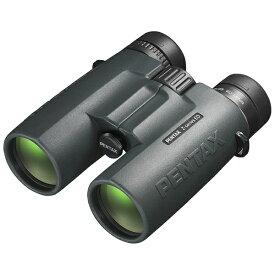 ペンタックス PENTAX 8倍双眼鏡「Zシリーズ」ZD 8×43 ED(グリーン)[ZD8X43ED]