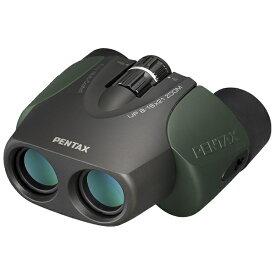 ペンタックス PENTAX 8〜16倍双眼鏡「Uシリーズ」UP 8-16×21(グリーン)[UP816X21GR]
