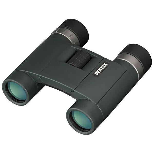 ペンタックス PENTAX 8倍双眼鏡「Aシリーズ」AD 8×25 WP(グリーン)[AD8X25WP]