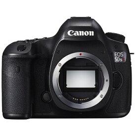 キヤノン CANON EOS 5Ds R デジタル一眼レフカメラ ブラック EOS5DSR [ボディ単体][EOS5DSR]