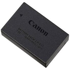 キヤノン CANON バッテリーパック LP-E17[LPE17]