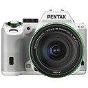 【送料無料】 ペンタックス PENTAX K-S2【18-135WRキット】(ホワイト/デジタル一眼レフカメラ)[生産完了品 在庫限り]
