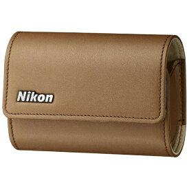 ニコン Nikon カメラケース(ブラウン) CS-NH55[CSNH55BR]