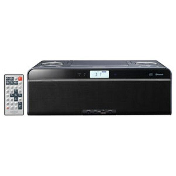 【送料無料】 ケンウッド 【ワイドFM対応】Bluetooth対応 CDラジオ(ラジオ+USBメモリー+CD)(アーバンブラック) CLX-50B[CLX50B]