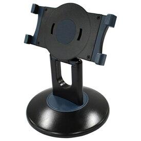 OWLTECH オウルテック タブレット用[7〜10インチ] 卓上タブレットスタンド ブラック OWL-MAFA07[OWLMAFA07]