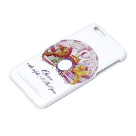 PGA iPhone 6用 ハードケース クイーン ホワイト PG-UCS154QE[PGUCS154QE]