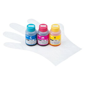 サンワサプライ SANWA SUPPLY INK-LC113S60 互換プリンターインク 3色[INKLC113S60]【wtcomo】