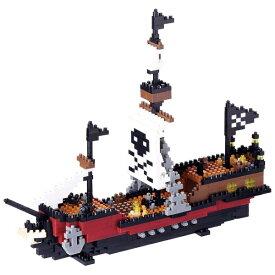 カワダ KAWADA ナノブロック NBM-011 海賊船